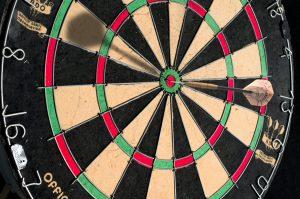 Image d'une cible pour illustrer l'article de blog sur la publicité ciblée