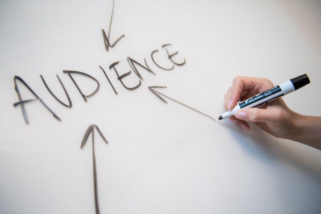 Image montrant un focus sur son audience pour illustrer l'article de blog au sujet de l'inbound marketing